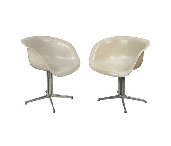 "Boetto-Six ""La Fonda"" armchairs"