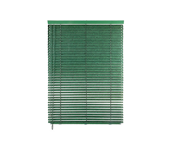 """Malachite"" venetian blind"
