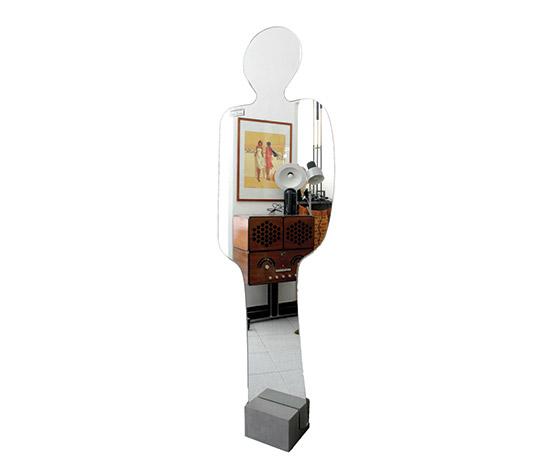 """""""Narciso"""" (mod. 303) mirror"""