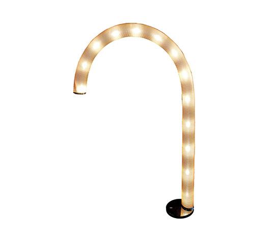 """Futura Z"" floor lamp by Boetto"