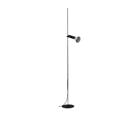 "Metal floorlamp ""1055"""