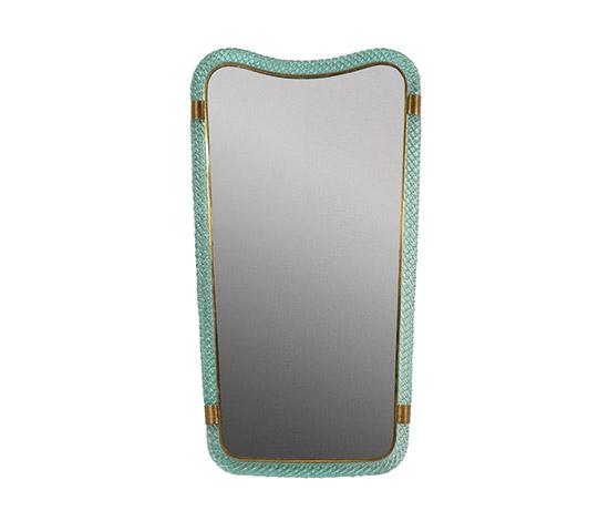 Boetto-Murano glass mirror