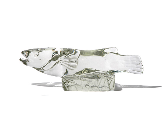 Murano glass fish de Boetto