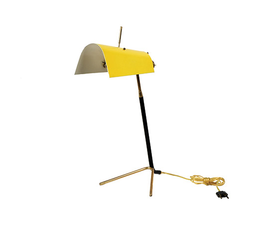 "Table lamp version of ""P.M.T."" series"