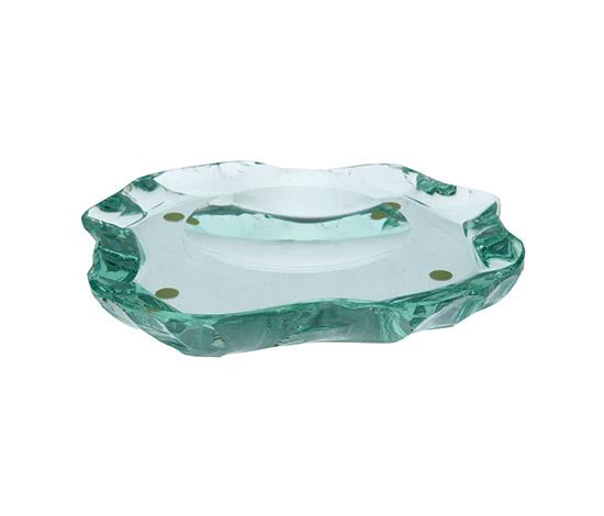 Boetto-Crystal ashtray