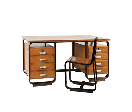 Boetto-Desk with chair