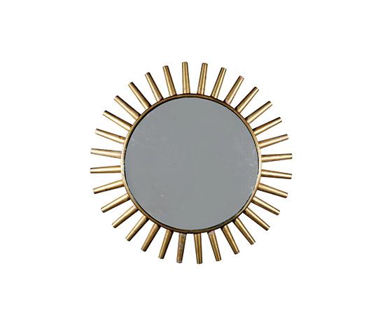 """""""Sole a raggi"""" mirror"""
