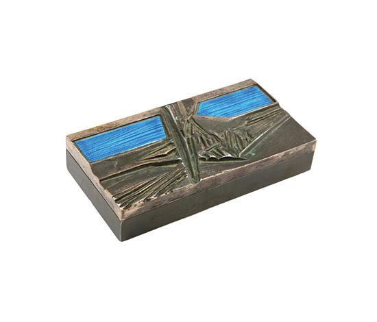 Boetto-Cast metal box