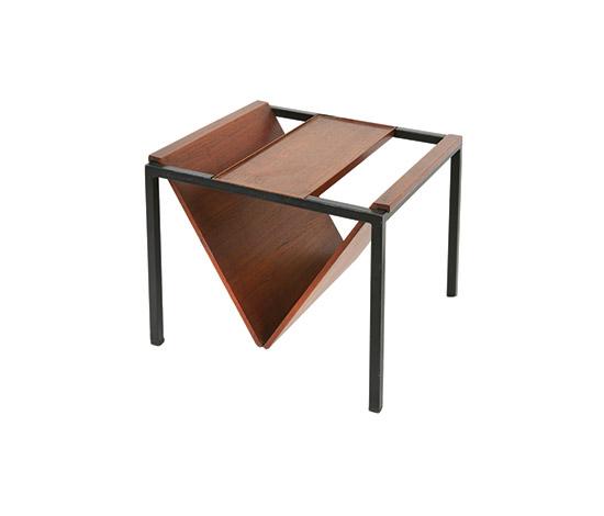 Boetto-Magazine holder / table