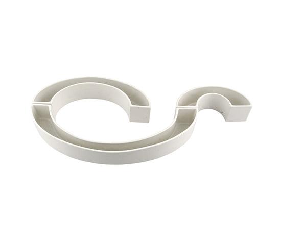 "Boetto-Three curved ""Tremiti"" series elements"