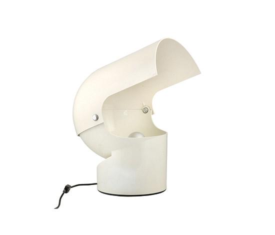 "Boetto-""Mezzopileo"" makrolon table lamp"