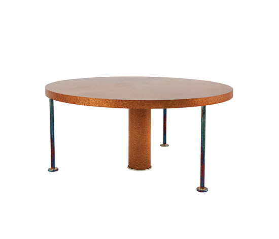 "Round ""Ospite"" table by Boetto"