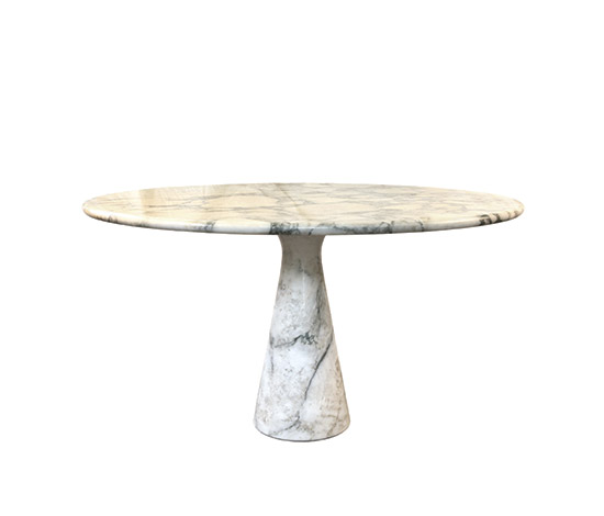 "Round marble ""m1"" table di Boetto"