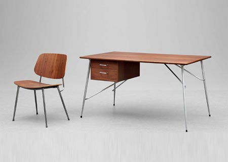 Desk/chair by Bukowskis