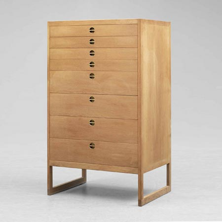 Chest of drawers by Bukowskis