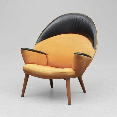 Lounge chair de Bukowskis