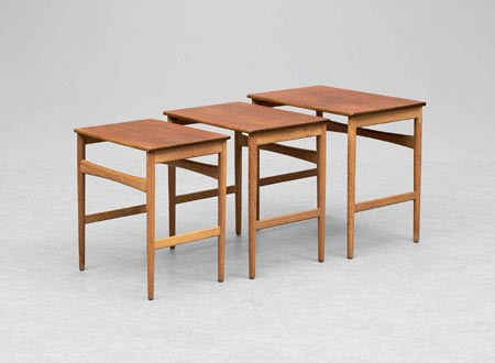 Nesting tables by Bukowskis
