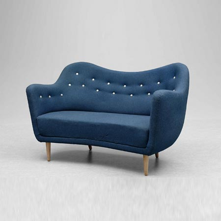 Sofa, model BO55 by Bukowskis