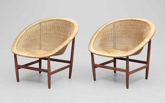 Bukowskis-Lounge Chairs