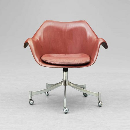 Swivel chair, model 932