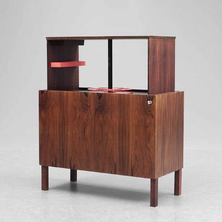 Bar cabinet by Bukowskis