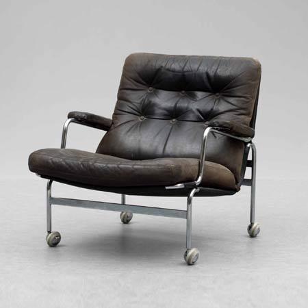 Bukowskis-Armchair 'Karin'