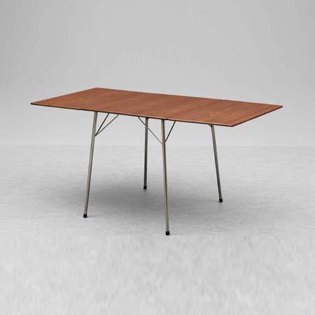 Folding table, model 3601