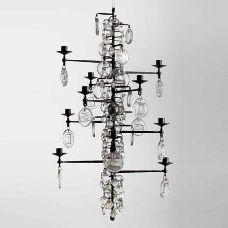 Chandelier by Bukowskis