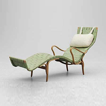 Pernilla 3 chaise longue by Bukowskis