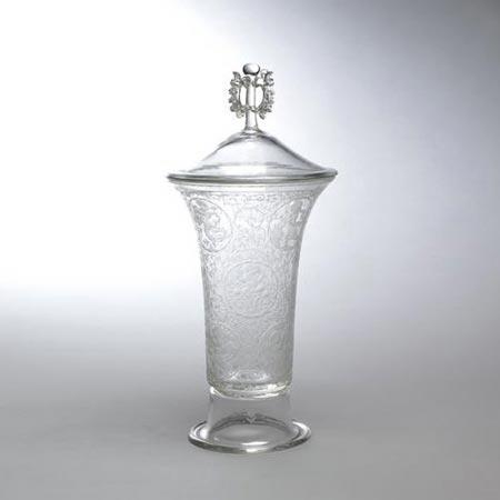 Glass Pokal