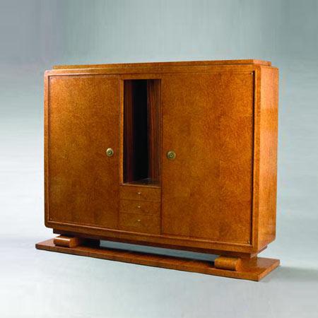 Bonhams-Two-door cabinet