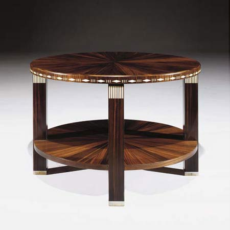 Occasional table by Christie`s