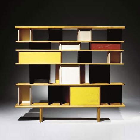 Picture gallery >> 'Mexique' bookshelf >> Christies`s @ Architonic
