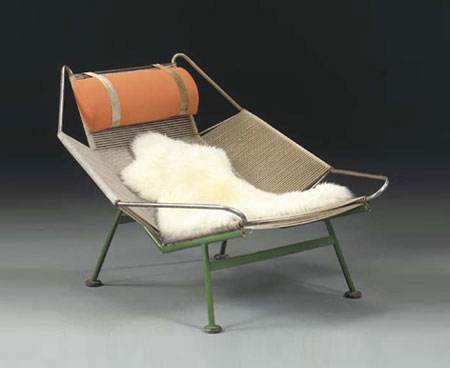 Flaglinestolen lounge chair