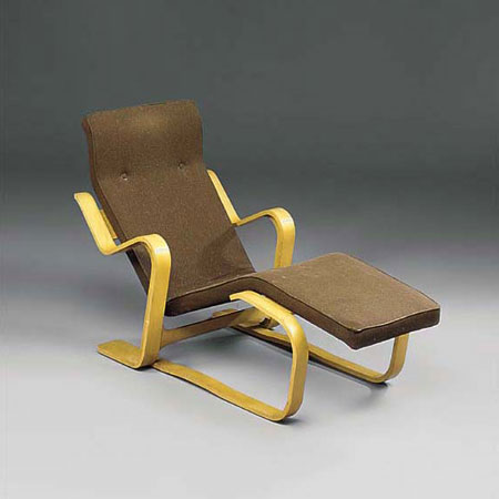 Long chair by Christie`s