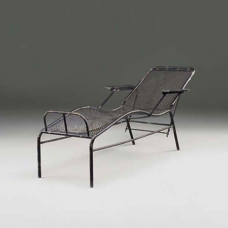Christie`s-Reclining chair