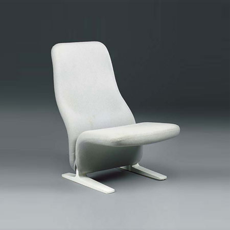 High-back Concorde Chair
