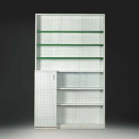 Quaderni bookcase