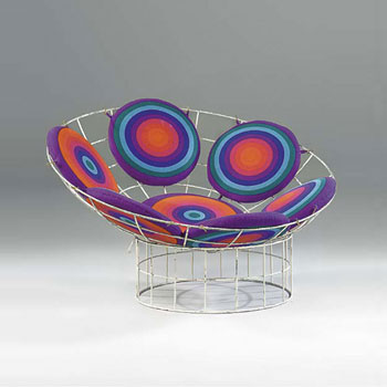 Picture gallery >> Peacock chair >> Christies`s @ Architonic from architonic.com