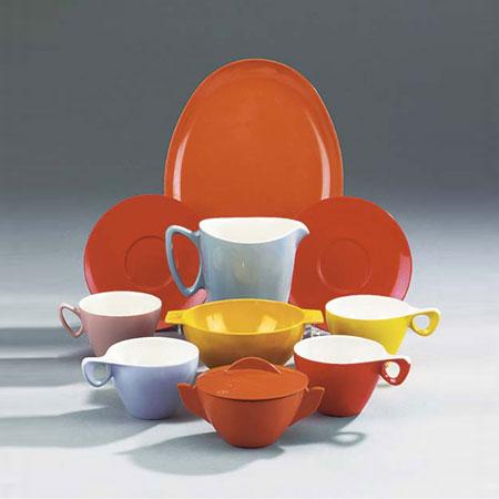 Melaware & Gaydon Tea Ware