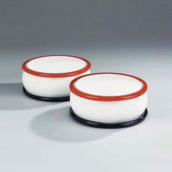 Bowls, pair [prototype]