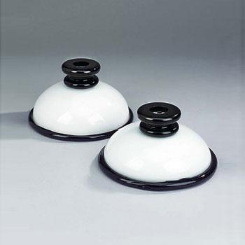 Vases, pair [prototype]