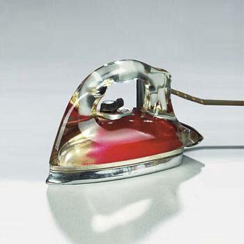 Silver Streak Iron