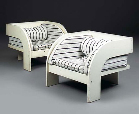 Picture gallery >> Lounge chairs, pair >> Christies`s @ Architonic
