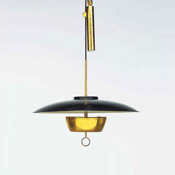 Ceiling light by Christie`s