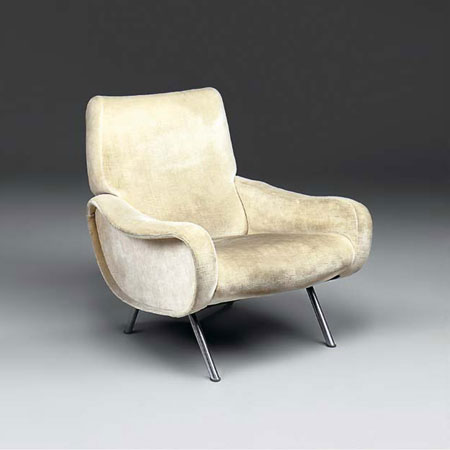 Lady lounge chair by Christie`s
