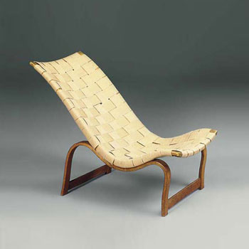 Pernilla lounge chair by Christie`s