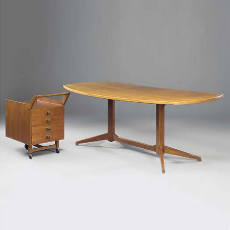 Desk / cabinet by Christie`s