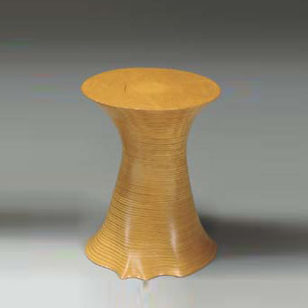 Side table by Christie`s