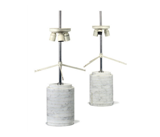 Christie`s-Table lamps (pair)